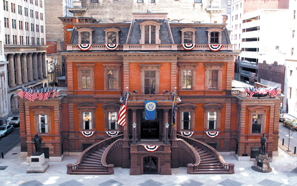The Inn at the Union League of Philadelphia