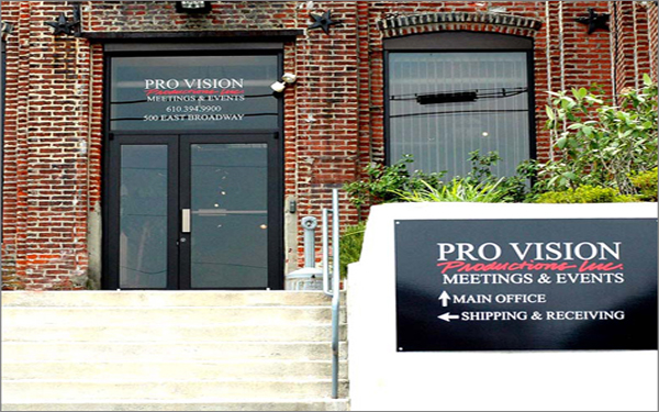 Pro Vision Productions, Inc.