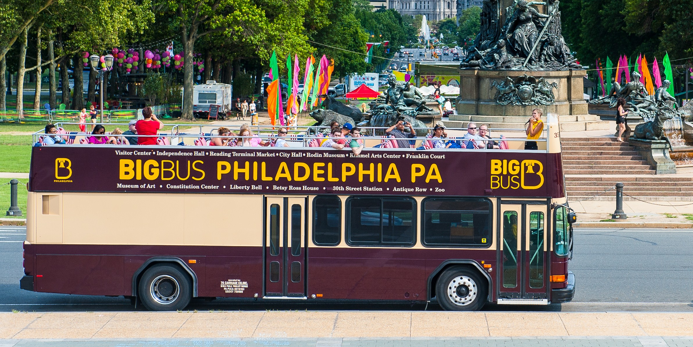 Big Bus & Philadelphia Trolley Works