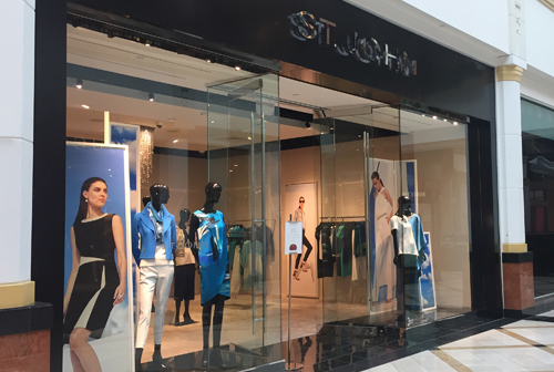 St. John Boutique - King of Prussia Mall