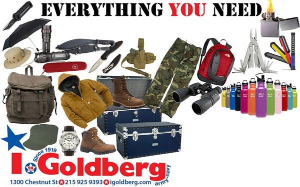 I. Goldberg Army & Navy