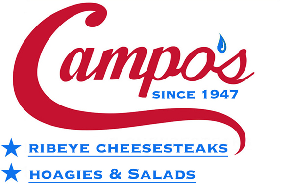 Campo's 10% off for all convention attendees