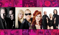 The B-52's 40th Anniversary Tour with very special guests OMD & Berlin