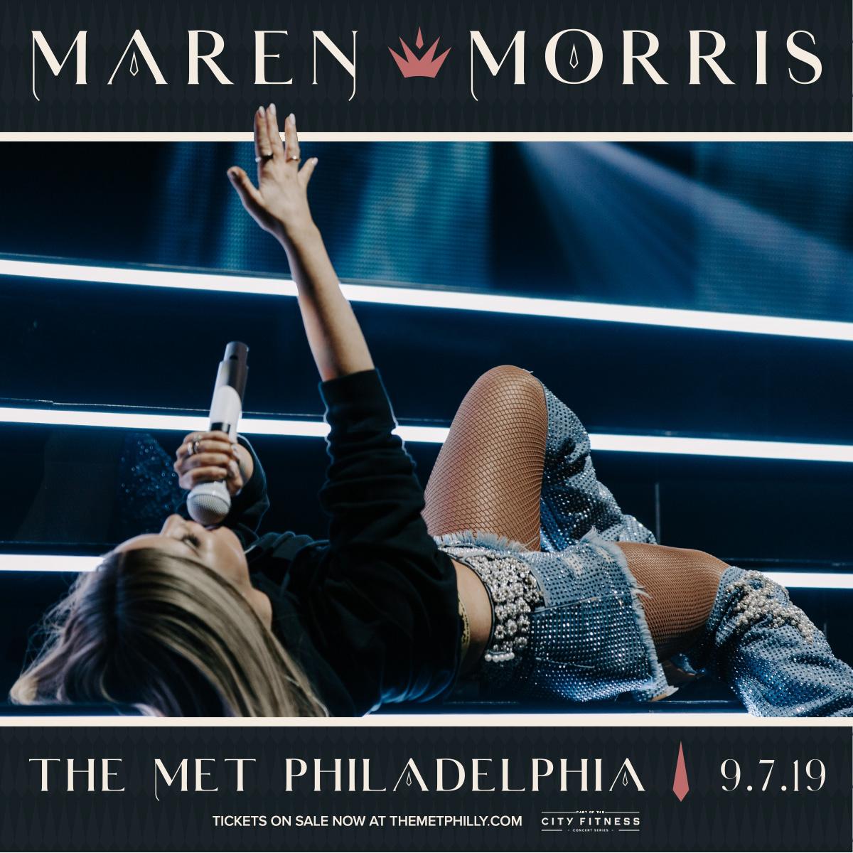 Maren Morris: GIRL The World Tour 2019