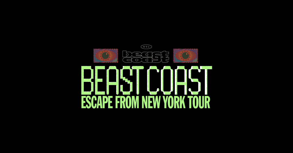Beast Coast: Escape From New York Tour