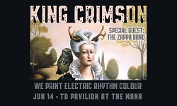 King Crimson & Guests with The Zappa Band