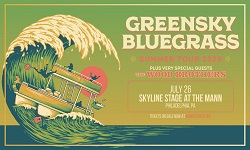 Greensky Bluegrass with The Wood Brothers