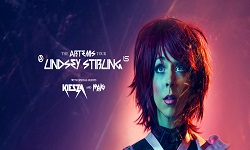 Lindsey Stirling: The Artemis Tour 2020 with special guests Kiesza & Mako