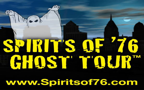 Spirits of '76 Ghost Tour