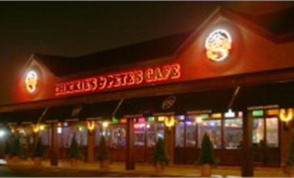 Chickie's & Pete's Crab House and Sports Bar