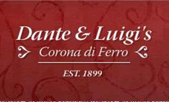 Dante & Luigi's Corona di Ferro