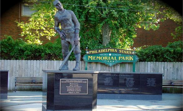 Philadelphia Stars Negro League Memorial Park