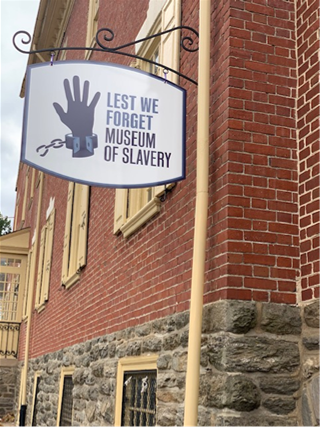 Lest We Forget Museum of Slavery