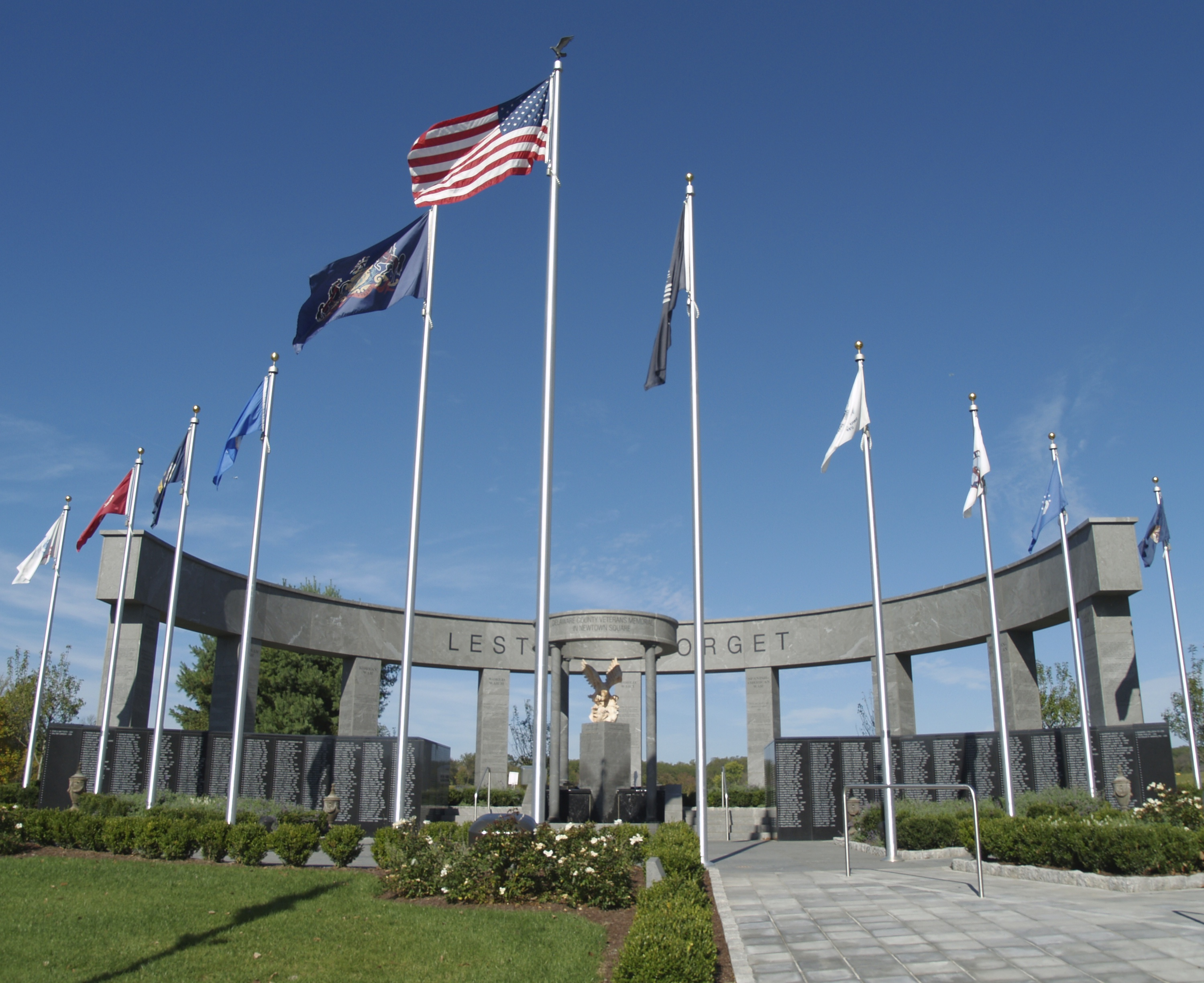 Delaware County Veterans Memorial