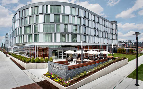 Courtyard by Marriott Philadelphia South