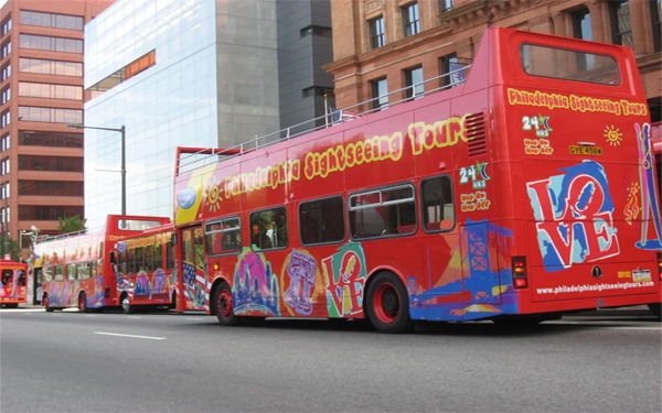 Philadelphia Sightseeing Tours & Transportation