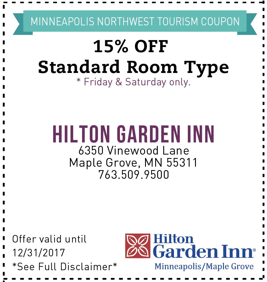 Hilton Garden Inn Maple Grove Minneapolis Northwest