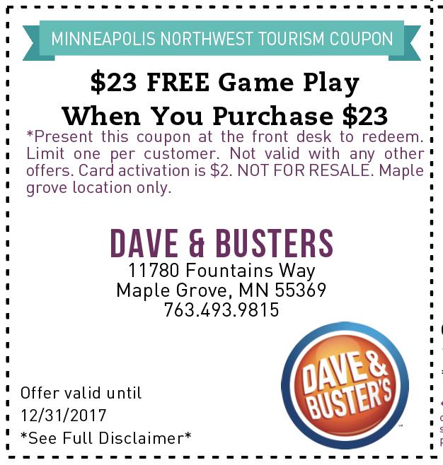 Coupons Deals Discounts for Minneapolis Saint Paul Metro Area – Coupon Disclaimer